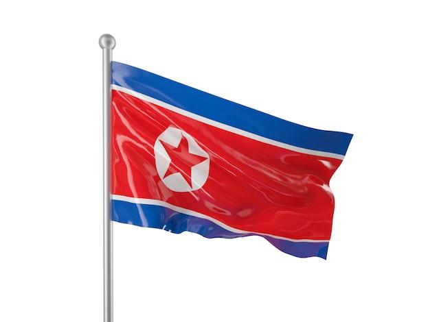 北朝鮮フラグ