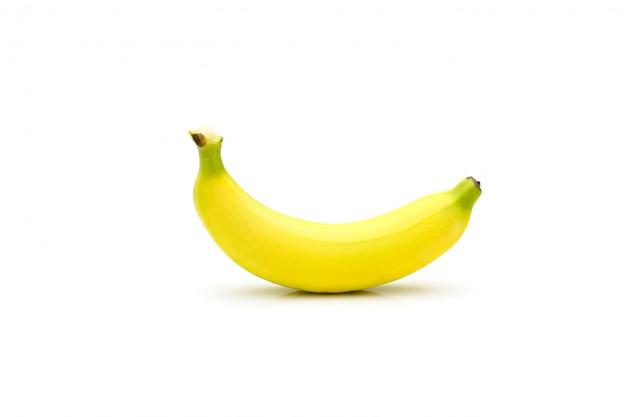 Вкусный банан изолирован