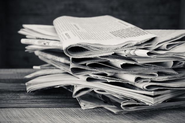 新聞と雑誌