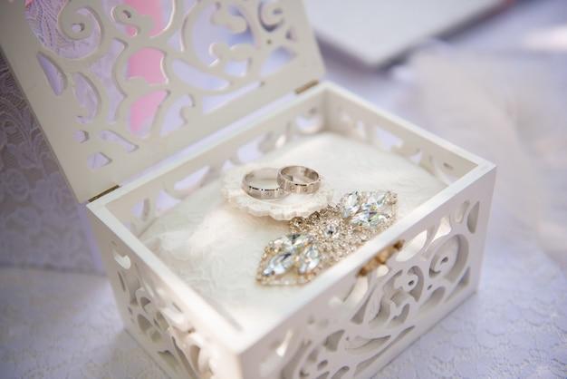 Обручальные кольца на ювелирную