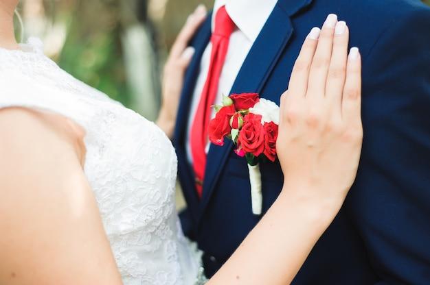 Красивые детали свадьбы невесты как предпосылка