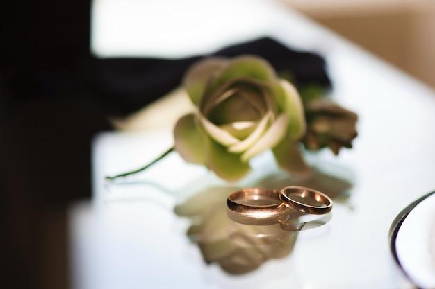 愛と幸せの象徴としての結婚指輪