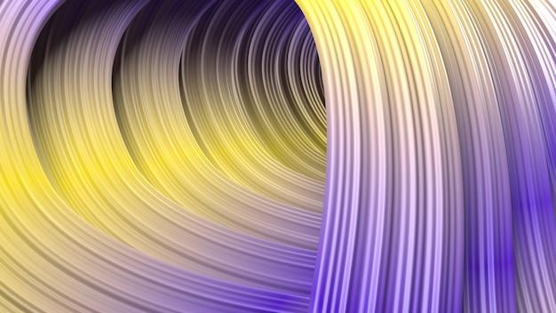 抽象的な動的テクスチャ波背景