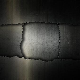 Трещины гранж металлический фон