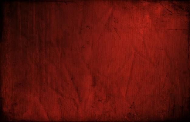 Красная гранж-текстура