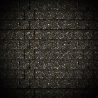 グランジ金属壁の背景
