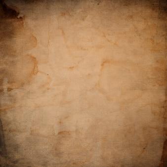 Гранж фон бумаги. старая винтажная текстура