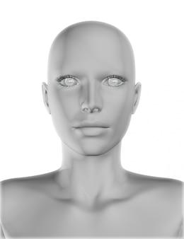 Человеческое лицо