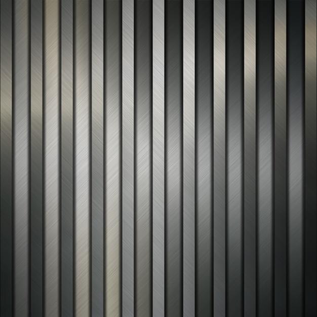 抽象ステンレス鋼金属背景
