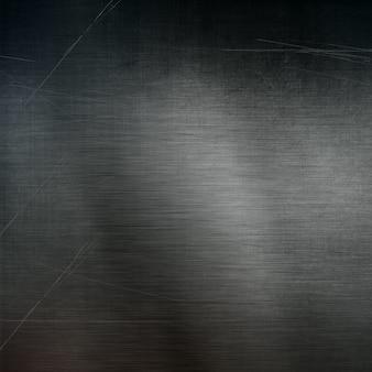 スクラッチのあるグランジの金属の背景