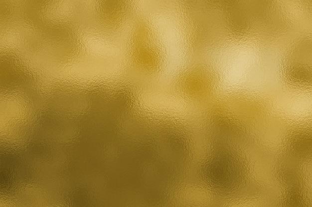 Фон текстуры золотой фольги