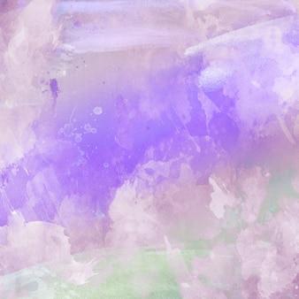 グランジ水彩テクスチャの背景