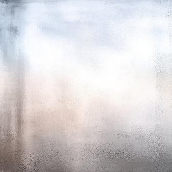 抽象的な銀の金属質感