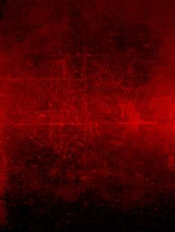 赤いグランジ背景