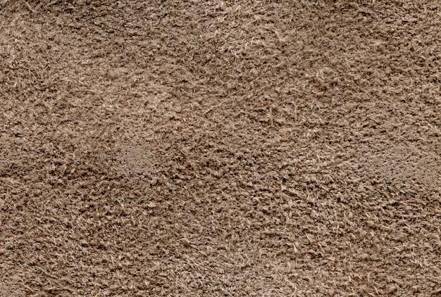 繊維の内側の肌の質感