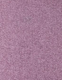 Красивая фиолетовая ткань текстуры фона