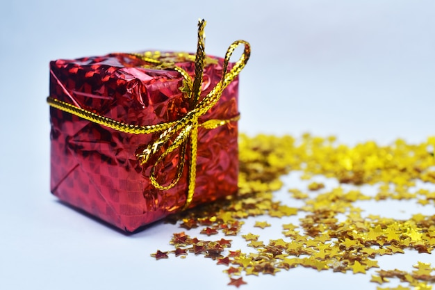 ギフトボックスメリークリスマス