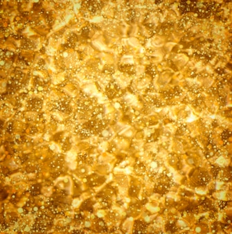 ゴールドの背景テクスチャ