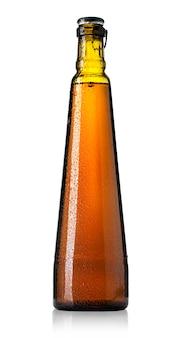 滴とビール瓶