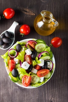 ギリシャサラダ