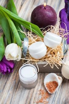 Соль для ванн и спа продукты