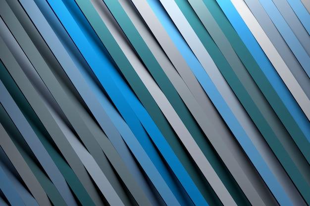 斜めの線で斜めの紙の効果パターン
