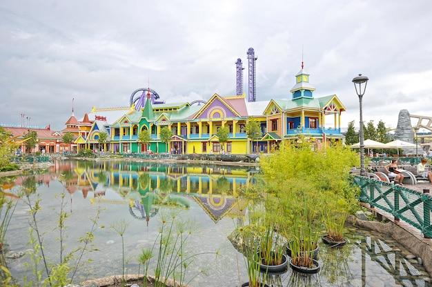 Популярный русский тематический парк