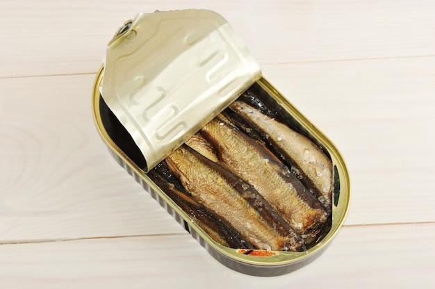 缶詰のスプラット