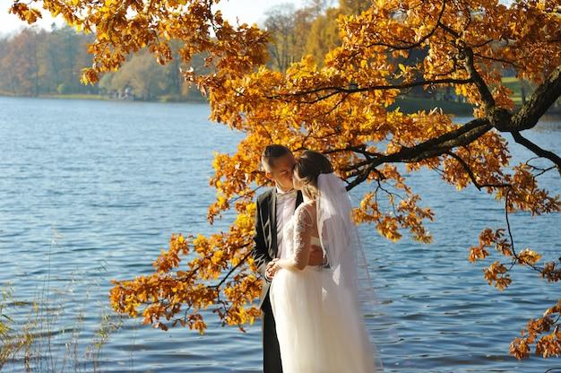 キャサリンパークの新婚夫婦