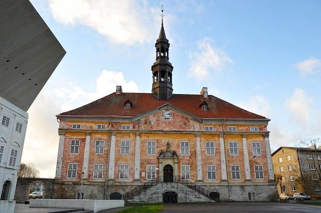 ナルバの旧市庁舎