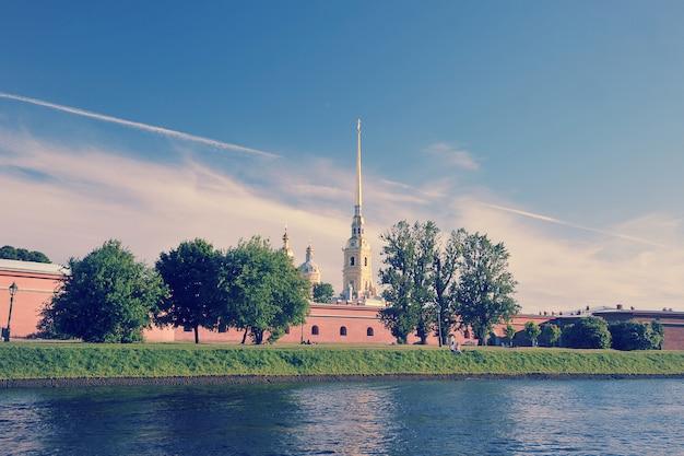 サンクトペテルブルクのピーターとポールの要塞