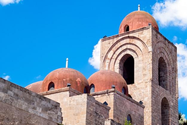 仙人の聖ヨハネドーム、パレルモ