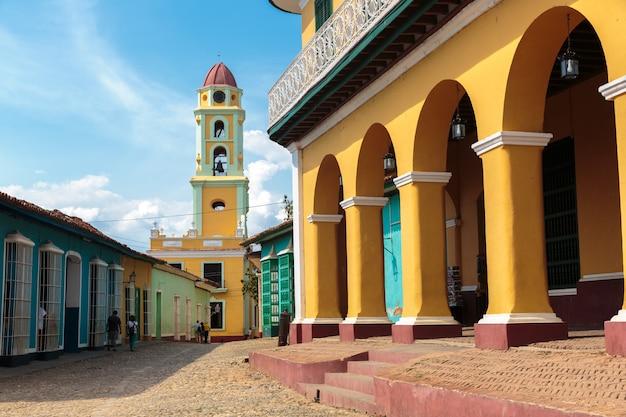 キューバのトリニダード