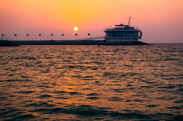ジュメイラ、ドバイの公共ビーチ
