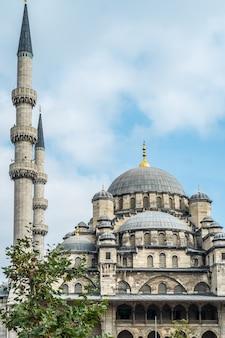 イスタンブールブルーモスク