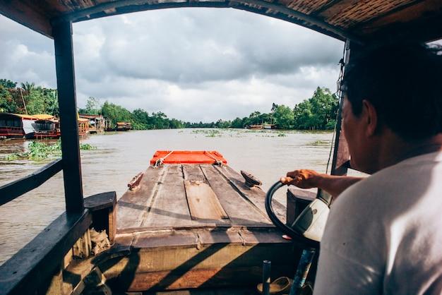 メコン川、ベトナム