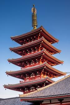 日本のパゴダ