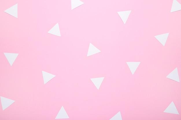 パステル調の異なる色の紙から多色の背景