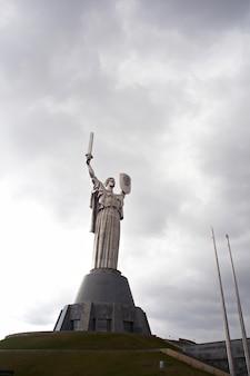 祖国記念碑、キエフ