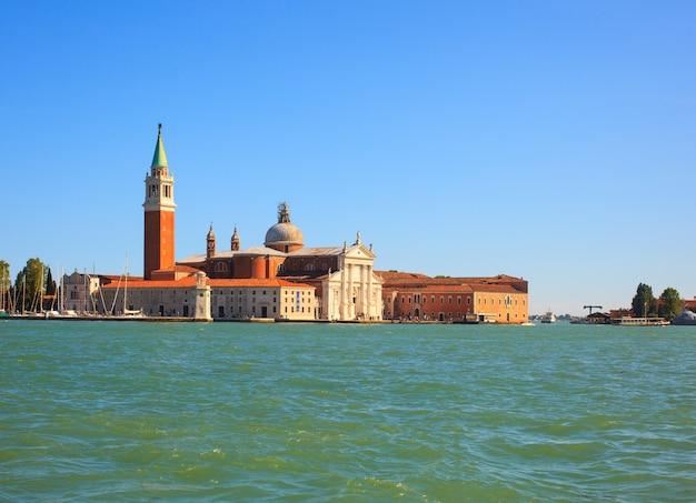 Церковь святого георгия, венеция