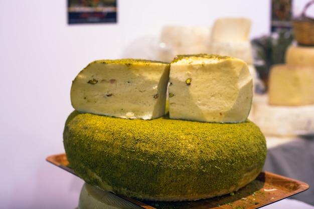 ピスタチオナッツチーズ