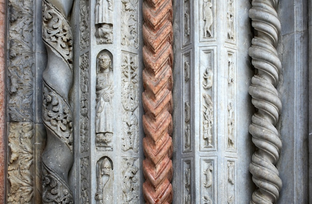 Канцелярские товары, базилика санта мария маджоре, бергамо альта