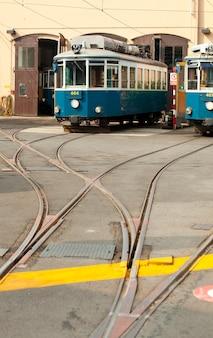 オピチーナの路面電車