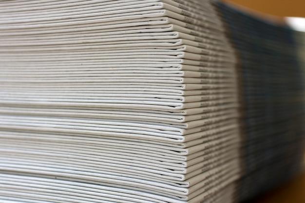 新聞の在庫