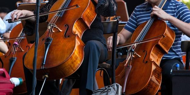 通りのオーケストラ