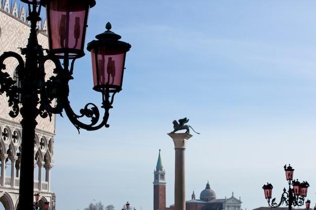 ヴェネツィアのライオン
