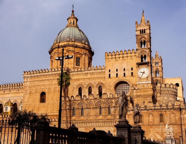 Кафедральный собор успения пресвятой богородицы в палермо