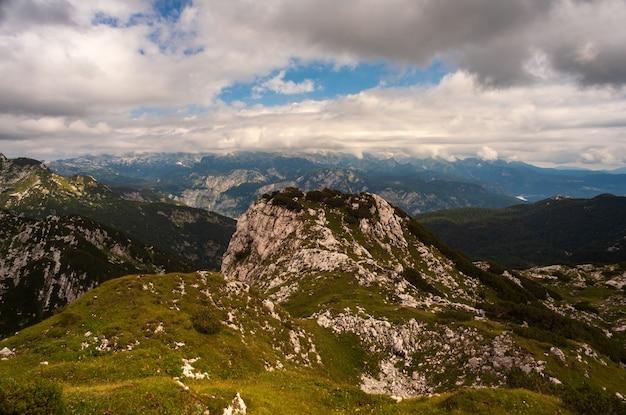 フォーゲル山の頂上