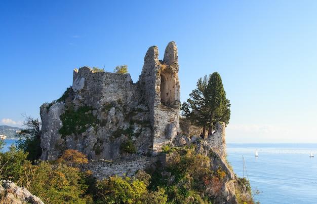 古城、ドゥイーノ