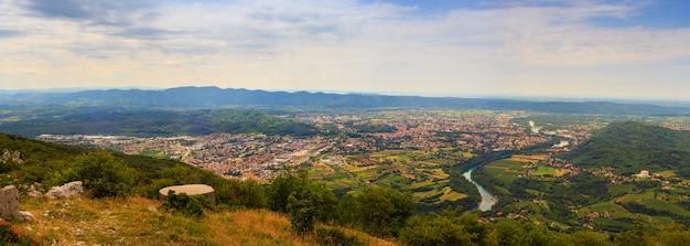 ゴリツィアとノヴァゴリツァ